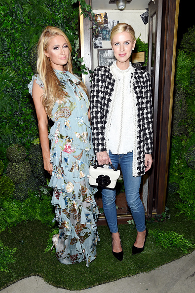 パリス・ヒルトン「Alice + Olivia By Stacey Bendet - Arrivals - September 2017 - New York Fashion Week: The Shows」:写真・画像(5)[壁紙.com]