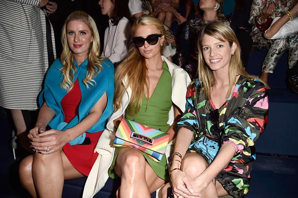 Womenswear「Valentino : Front Row - Paris Fashion Week Womenswear Spring/Summer 2015」:写真・画像(10)[壁紙.com]