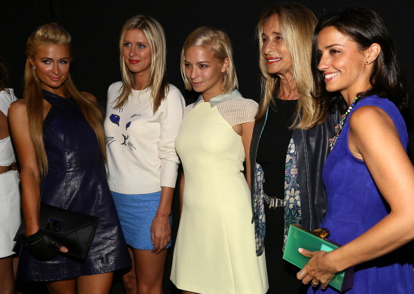 Annabelle Dexter Jones「Charlotte Ronson - Presentation - Mercedes-Benz Fashion Week Spring 2014」:写真・画像(16)[壁紙.com]
