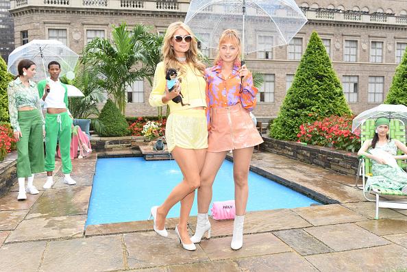 パリス・ヒルトン「Juicy Couture - Presentation - September 2017 - New York Fashion Week」:写真・画像(0)[壁紙.com]