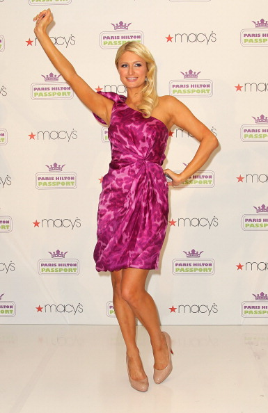 """Human Limb「Paris Hilton Launches Her """"Passport"""" Fragrance Collection At Macy's Galleria At Tyler」:写真・画像(5)[壁紙.com]"""