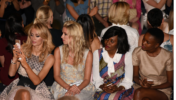 Rosemary「Dennis Basso - Front Row - Spring 2016 New York Fashion Week: The Shows」:写真・画像(11)[壁紙.com]