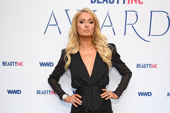 Paris Hilton「2019 WWD Beauty Inc Awards」:写真・画像(5)[壁紙.com]