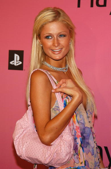 Necklace「NY: Paris Hilton Celebrates The Launch Of Her New Label Heiress Records」:写真・画像(10)[壁紙.com]