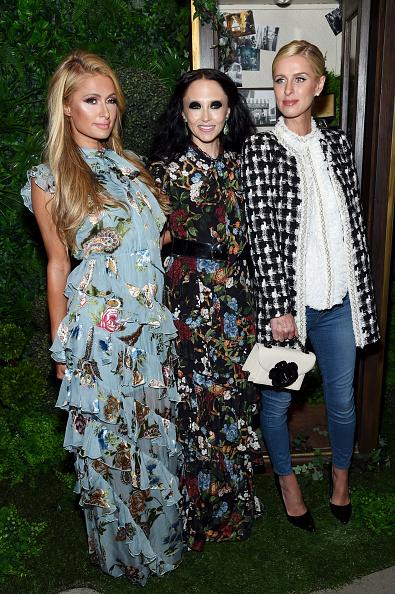 パリス・ヒルトン「Alice + Olivia By Stacey Bendet - Arrivals - September 2017 - New York Fashion Week: The Shows」:写真・画像(4)[壁紙.com]