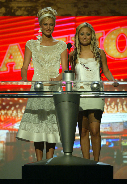 MGM Grand Garden Arena「The 2003 BillBoard Music Awards - Show」:写真・画像(5)[壁紙.com]