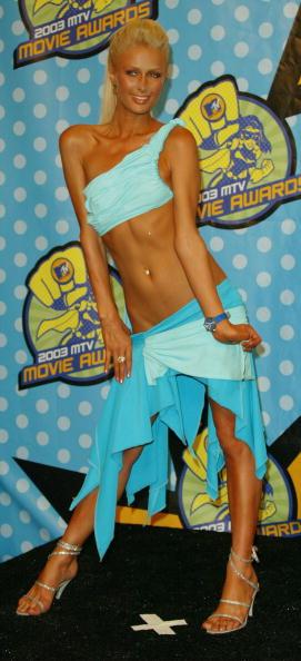 Crop Top「The 2003 MTV Movie Awards - Pressroom」:写真・画像(10)[壁紙.com]