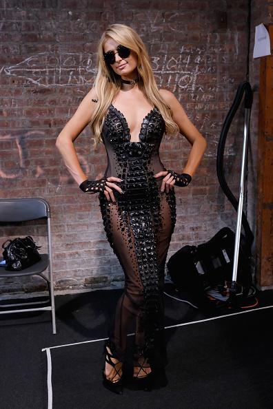 パリス・ヒルトン「The Blonds - Backstage - September 2017 - New York Fashion Week Presented By MADE」:写真・画像(3)[壁紙.com]