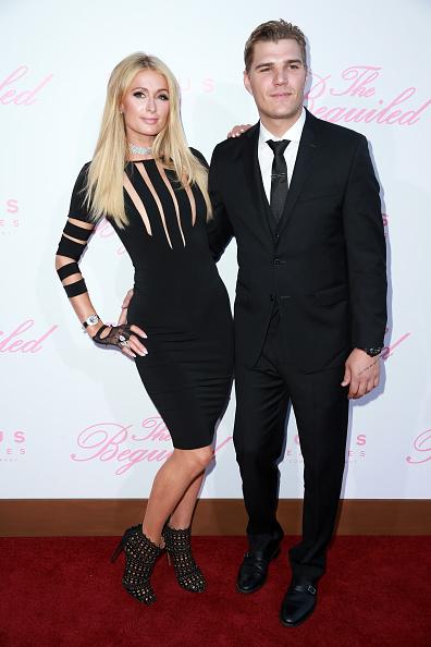 パリス・ヒルトン「Premiere Of Focus Features' 'The Beguiled' - Arrivals」:写真・画像(3)[壁紙.com]