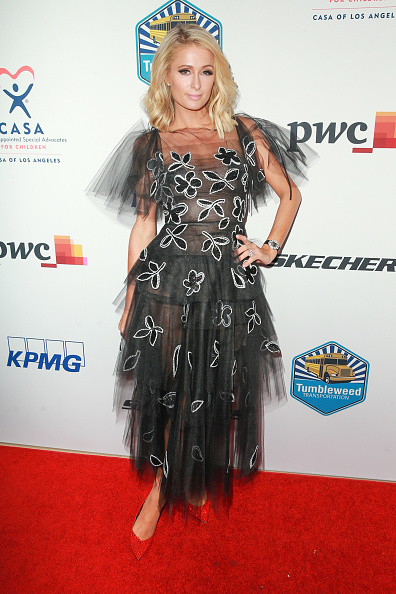Tulle Netting「CASA Of Los Angeles' 2018 Evening To Foster Dreams Gala - Red Carpet」:写真・画像(10)[壁紙.com]