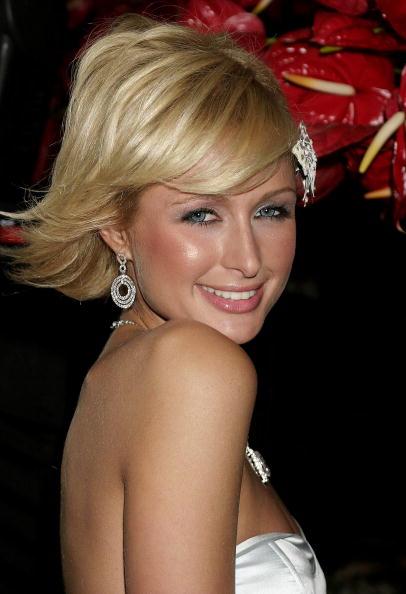 Bangs「NBC's Access Hollywood Golden Globe Party 」:写真・画像(5)[壁紙.com]