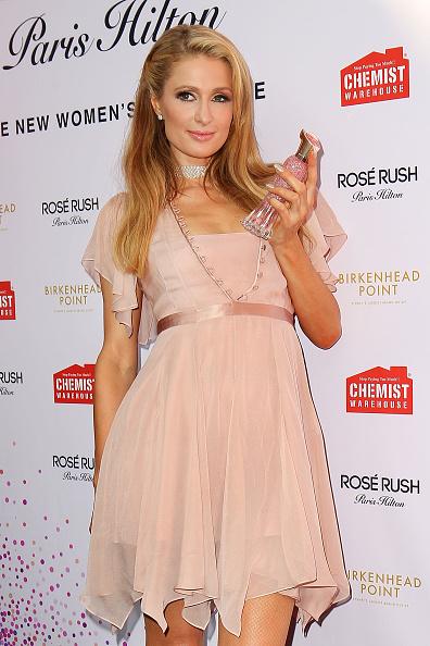 New「Paris Hilton Rose Rush Fragrance Launch」:写真・画像(4)[壁紙.com]