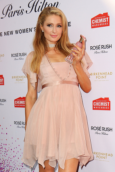 New「Paris Hilton Rose Rush Fragrance Launch」:写真・画像(13)[壁紙.com]