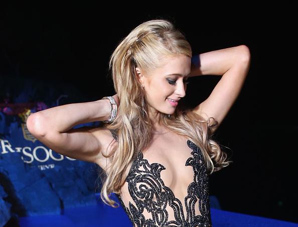 パリス・ヒルトン「De Grisogono Divine In Cannes Dinner Party」:写真・画像(1)[壁紙.com]
