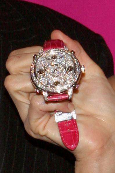 Wristwatch「Launch Party For Paris Hilton Limited Edition Watch Collection」:写真・画像(6)[壁紙.com]