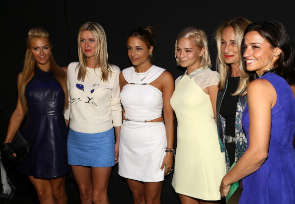 Annabelle Dexter Jones「Charlotte Ronson - Presentation - Mercedes-Benz Fashion Week Spring 2014」:写真・画像(18)[壁紙.com]