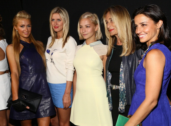 Annabelle Dexter Jones「Charlotte Ronson - Presentation - Mercedes-Benz Fashion Week Spring 2014」:写真・画像(15)[壁紙.com]