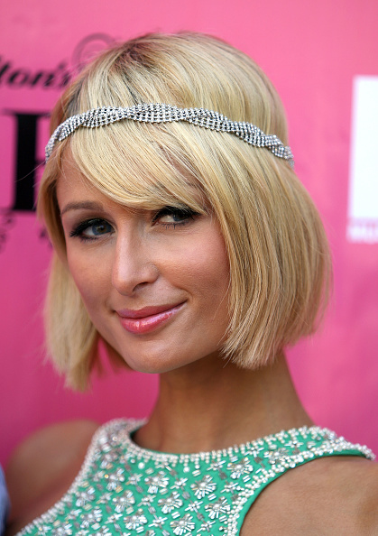 "Halter Top「Paris Hilton's ""My New BFF"" Season 2 - Press Conference」:写真・画像(7)[壁紙.com]"