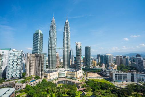 Kuala Lumpur「cityscape of kuala lumper」:スマホ壁紙(15)