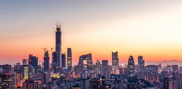Beijing「Cityscape of Beijing,China」:スマホ壁紙(3)