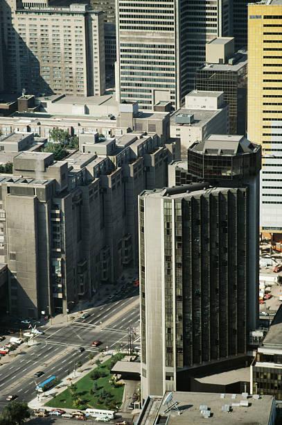 Cityscape of Montreal, Quebec, Canada:スマホ壁紙(壁紙.com)