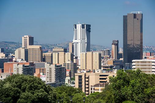 Pretoria「Cityscape of Pretoria」:スマホ壁紙(16)