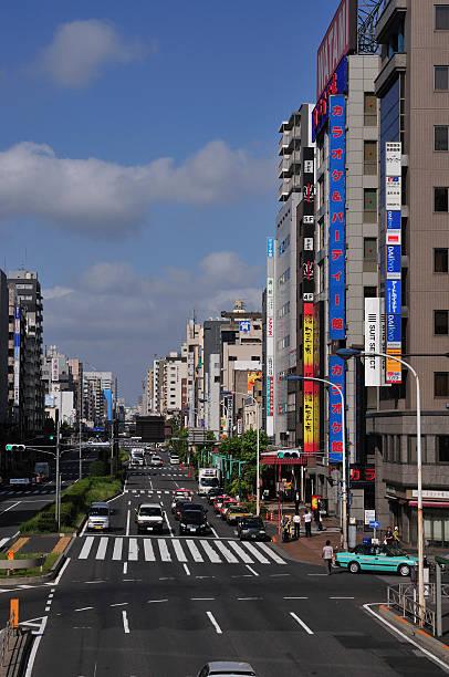 Cityscape of Tokyo:スマホ壁紙(壁紙.com)