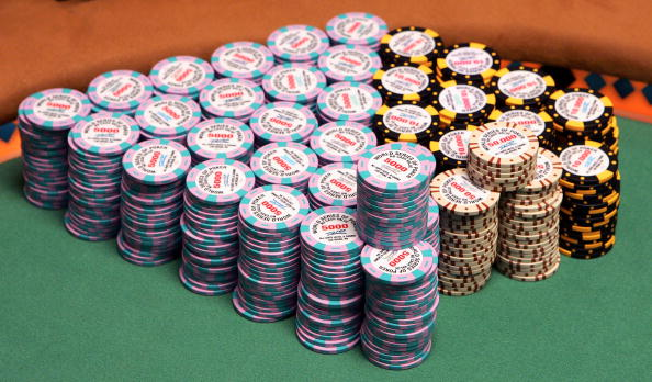 Table「The No-Limit Texas Hold 'Em World Championship Poker Tournament Round 6」:写真・画像(19)[壁紙.com]