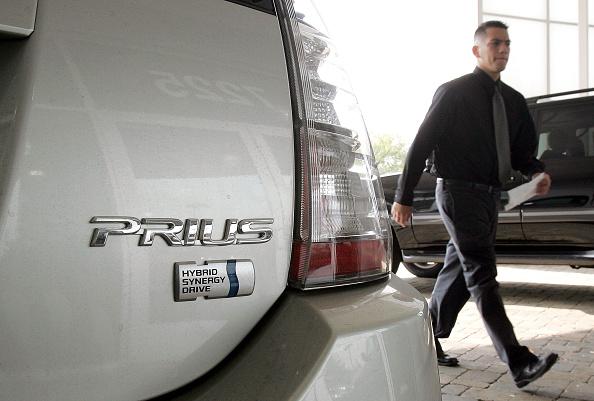 Tim Boyle「U.S. Government Releases List Of Most Fuel Efficient Cars」:写真・画像(7)[壁紙.com]