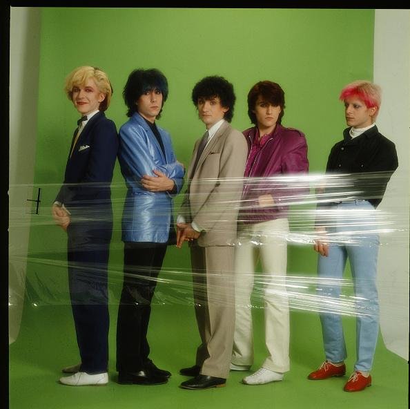 Green Background「English Band Japan on Second Japanese Tour」:写真・画像(8)[壁紙.com]