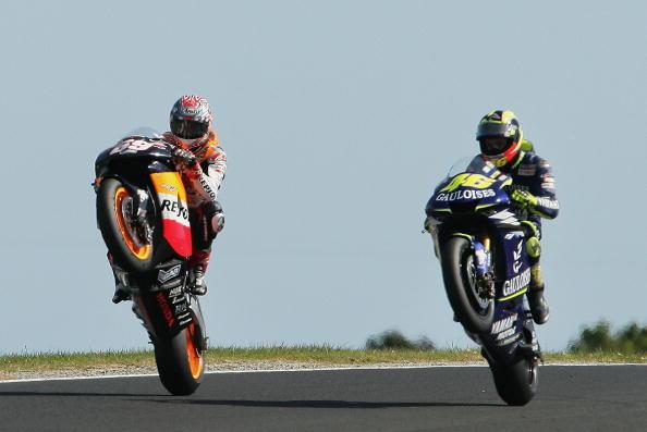 フィリップアイランドグランプリサーキット「2005 Australian MotoGP - Day Four」:写真・画像(17)[壁紙.com]