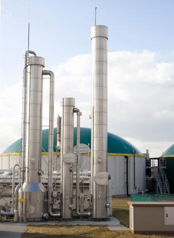 Biomass - Renewable Energy Source「Biogas energy Germany.」:スマホ壁紙(19)