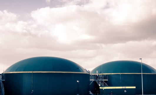 Biomass - Renewable Energy Source「Biogas energy Germany.」:スマホ壁紙(14)