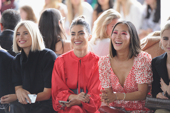 Aimee Song「Self-Portrait Spring Summer 2019 - Front Row - New York Fashion Week」:写真・画像(8)[壁紙.com]