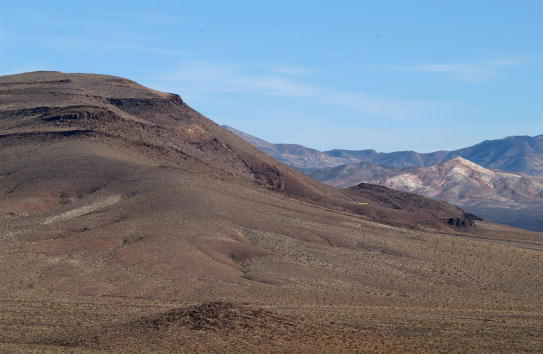 Mountain「Proposed Radioactive Waste Site in Nevada」:写真・画像(3)[壁紙.com]