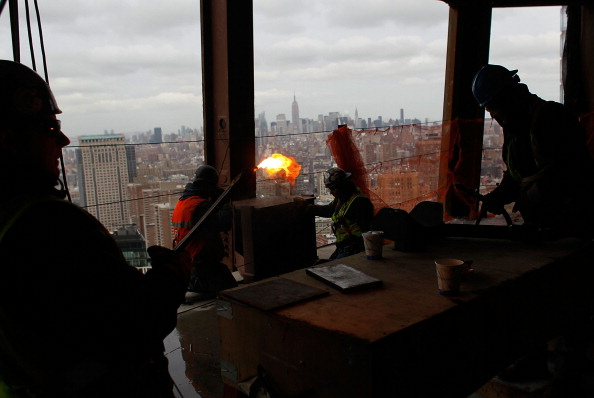 Blow Torch「Construction At World Trade Center Site Continues」:写真・画像(9)[壁紙.com]