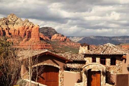 Ranch House「House View Sedona Red Rocks」:スマホ壁紙(13)
