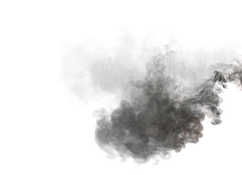 透明「スモーク」:スマホ壁紙(6)