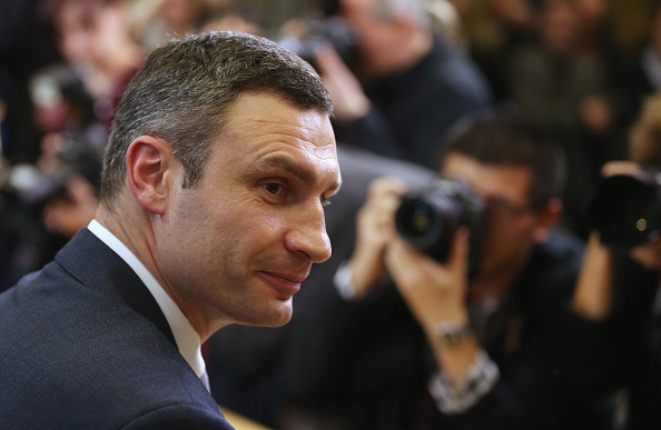 National Landmark「Ukrainian Opposition Leaders Visit Berlin」:写真・画像(16)[壁紙.com]