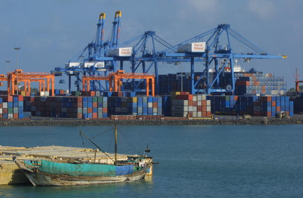 Container「Djibouti To Be Used As New Base For War On Terror」:写真・画像(14)[壁紙.com]