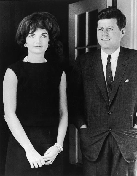 Married「Jacqueline & John F. Kennedy」:写真・画像(10)[壁紙.com]