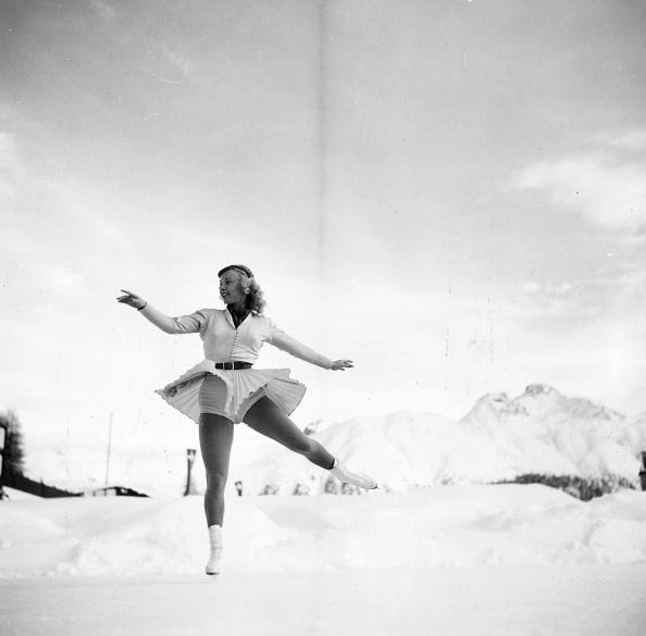 オリンピック「Merrill At St Moritz」:写真・画像(12)[壁紙.com]