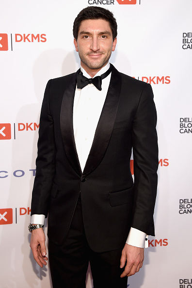 エヴァン ライサチェク「10th Annual Delete Blood Cancer DKMS Gala - Arrivals」:写真・画像(13)[壁紙.com]