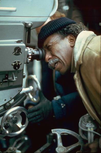 Director「Gordon Parks Filming」:写真・画像(1)[壁紙.com]