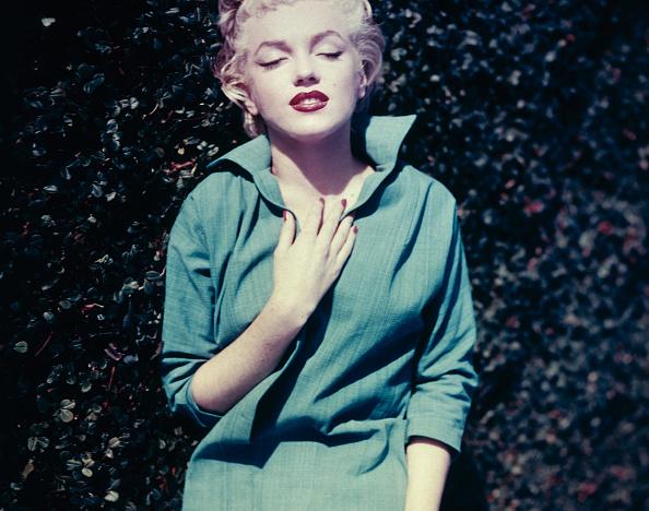 カラー画像「Monroe In Green」:写真・画像(9)[壁紙.com]