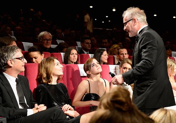 エマ・ワトソン「'The Bling Ring' Premiere - The 66th Annual Cannes Film Festival」:写真・画像(15)[壁紙.com]