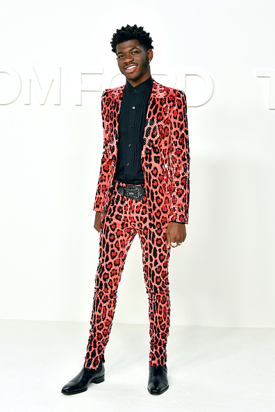 Leopard Print「Tom Ford AW20 Show - Arrivals」:写真・画像(10)[壁紙.com]
