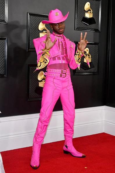 Grammy Awards「62nd Annual GRAMMY Awards - Arrivals」:写真・画像(9)[壁紙.com]