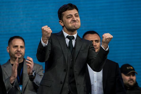Ukraine「Political Protagonists Debate Ahead Of Ukraine's General Election」:写真・画像(7)[壁紙.com]