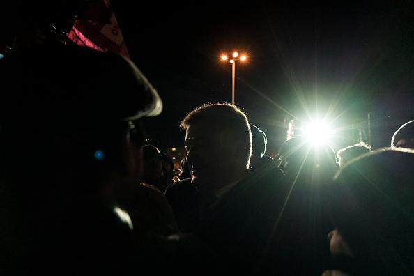 Brendan Hoffman「President Poroshenko Rallies Supporters Ahead of Vote」:写真・画像(4)[壁紙.com]